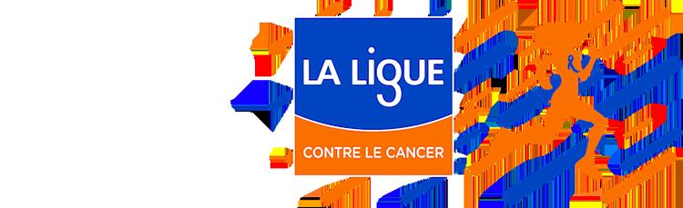 logo Plus vite que le cancer - Course virtuelle Ligue contre le cancer