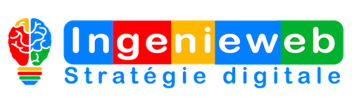 Logo ingenieweb communication digitale plus vite que le cancer